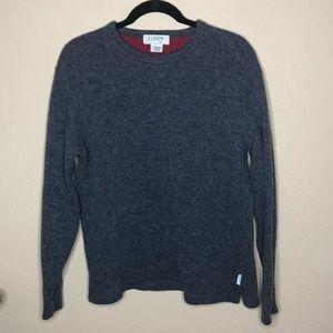 J. Crew Wool Blend Boyfriend Sweater Medium
